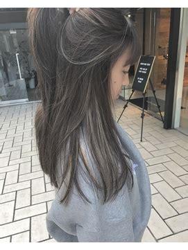 【2017年冬】グレーアッシュのヘアスタイル・ヘアアレンジ・髪型|biglobe beauty