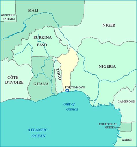 yourchildlearns africa map htm bight of benin africa map