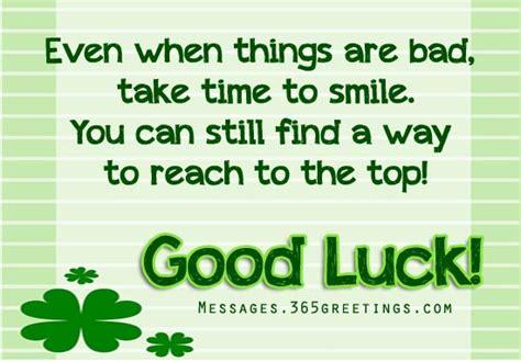 good luck   quotes quotesgram