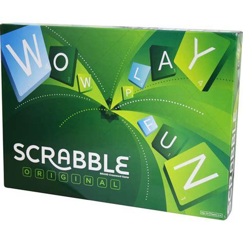 ig scrabble scrabble original board