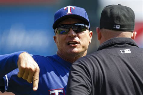 jeff banister rangers exercise jeff banister s 2018 option mlb trade