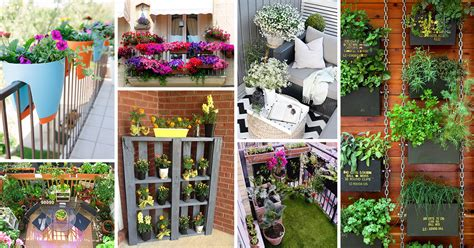 Ideas For Small Balcony Gardens 50 Best Balcony Garden Ideas And Designs For 2017