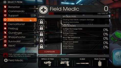 top 28 killing floor 2 medic killing floor 2 perk guide field medic keengamer killing