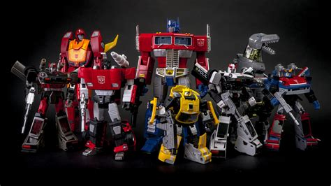 Transformers Masterpiece Toys by The Thrill Of The Hunt 3rd World Geeks