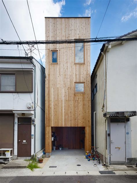 narrow home design portland japanese minimalist inside a tiny house in nada japan