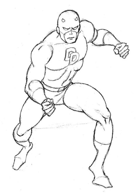marvel daredevil coloring pages daredevil coloring pages coloring home