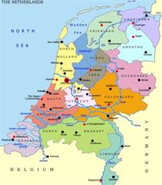 netherlands map educated netherlands and what are they