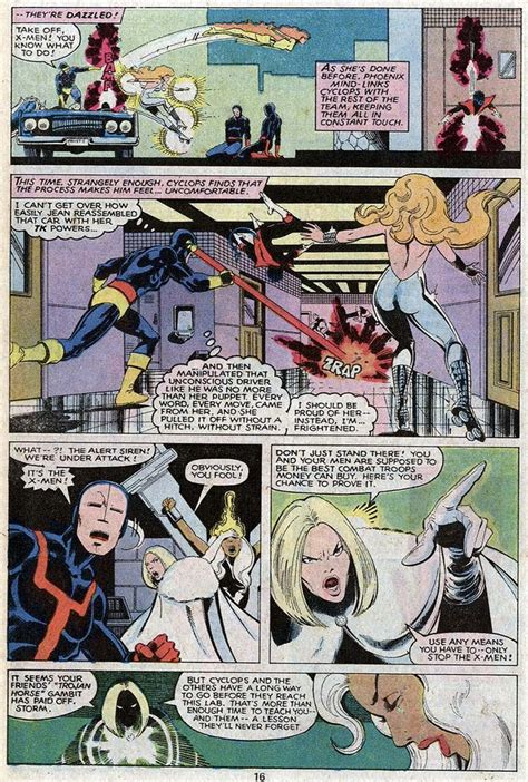 uncanny x men 131 comic emma frost files
