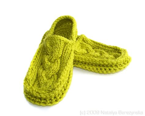 how to make knitted slippers free crochet slipper patterns images