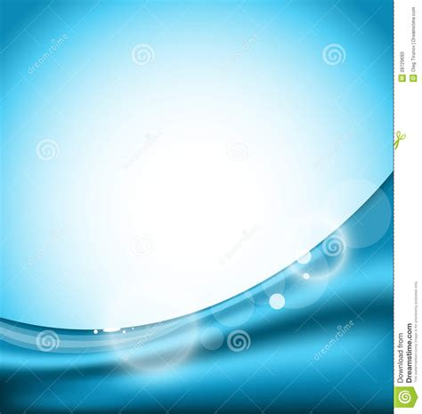 Abstract Blue Background Design Template Stock Vector Illustration Of Cover Pattern 28729693 Template Background