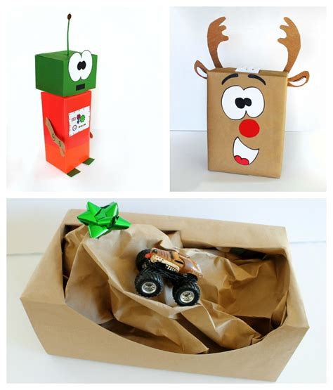 christmas gifts for creative boys creative gift wrapping ideas for kid s presents growing up bilingual