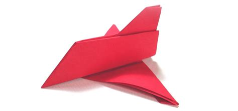 How To Make A Simple With Paper - how to make an easy paper airplane 171 origami wonderhowto