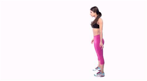 jen selter demonstrates signature ab flattening workout jen selter workout and
