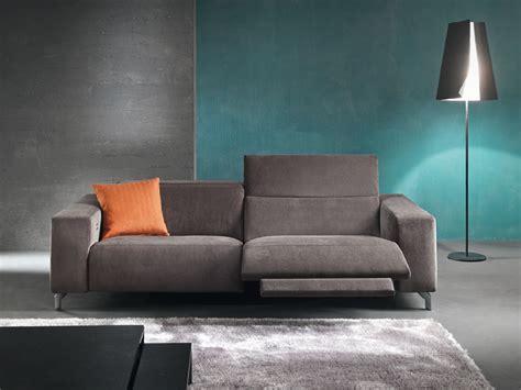 divani reclinabili divano reclinabile a 3 posti con movimento elettrico soho