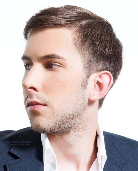 looking haircut professional haircut for men from military buzz cut short