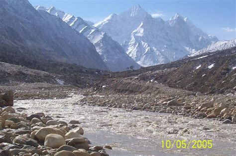 Themes In The Book River And The Source | source of the river ganges a photo from uttarakhand