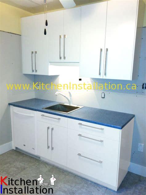 Kitchen Installers Toronto by Ikea Kitchen Installation Gallery Portfolio