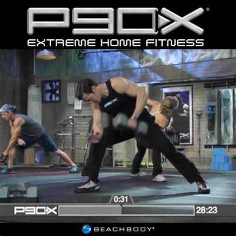 p90x home fitness workout program 13 dvds