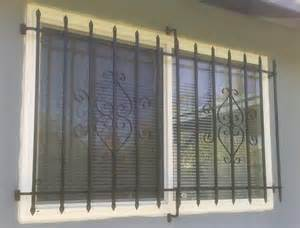 Exterior Door Awnings Window Guards Sacramento Window Bars Goodwin Cole