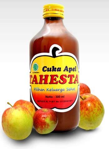Cuka Apel Tahesta 300ml 2 cuka apel tahesta 100 asli