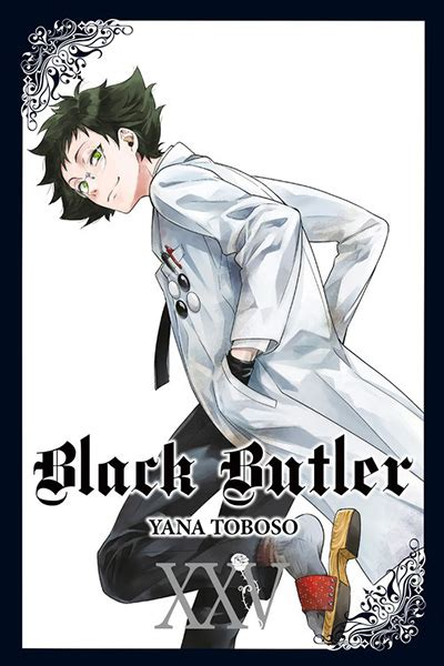 black butler vol 25 black butler vol 25 by yana toboso paperback