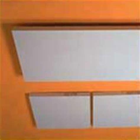 plafonds chauffants rafraichissants tous les