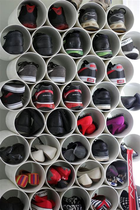 30 great shoe storage ideas to keep your footwear safe and sound diy projects