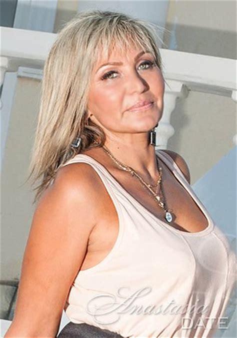 unknown 50 yr old blond women single russian lady svetlana from odessa 50 yo hair
