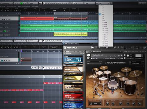 tutorial drum download cubase 9 know how acoustic drum programming by paul ortiz
