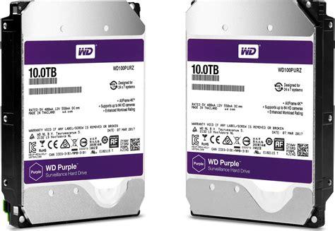 Harddisk Untuk Cctv wd purple 10tb disk untuk cctv berkapasitas 25 lebih besar technobusiness id