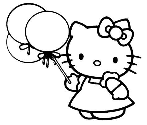 imagenes de hello kitty triste im 225 genes para colorear de hello kitty vol 2 16 fotos