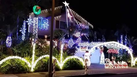 waikele christmas lights honolulu hawaii wow youtube
