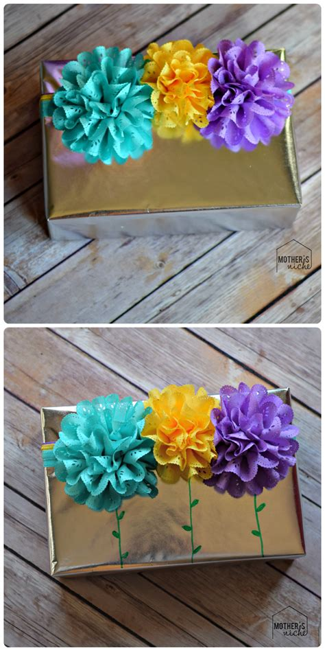 Baby Headbands Baby Shower by Baby Shower Gift Ideas Using Flower Headbands