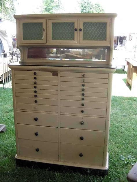 dental cabinets for sale antique dental cabinet my husband dentist pinterest