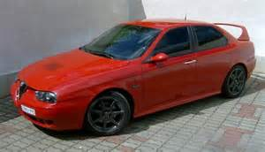 Alfa Romeo 156 2 5 View Of Alfa Romeo 156 2 5 V6 Photos Features And