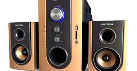Speaker Gmc Terbaik harga speaker aktif polytron terbaru spesifikasi model terbaik 2018