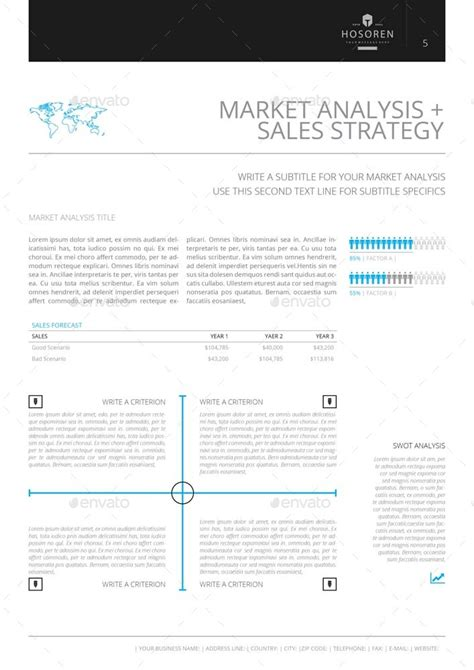 brief business plan template brief business plan template by keboto graphicriver