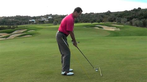 correct golf swing takeaway golf tips the takeaway and swing path viyoutube