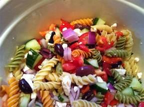 pasta salads greek pasta salad recipe a cedar spoon