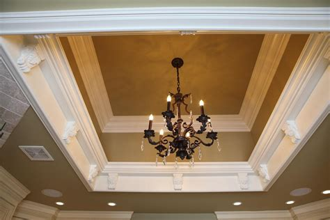 Coffered Ceiling Molding by Battaglia Homes The Best In Interior Trim Part Ii