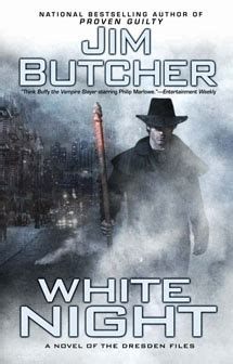 White Night 9 Jim Butcher