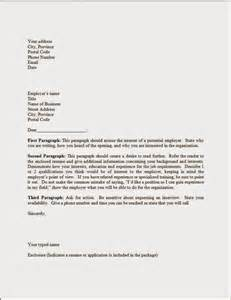 perfect cover letter format best template collection