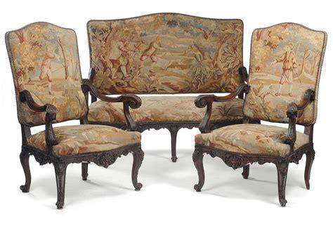 divano luigi xv divano e due poltrone in stile luigi xv eredit 224 emilio