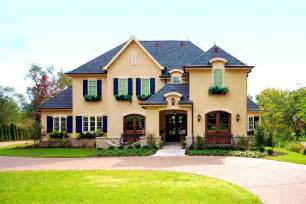 Home Exterior Trends 2017 Exteriors Personable Exterior Stone French Country House