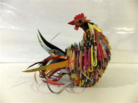 3d origami rooster tutorial 421 best origami modular images on pinterest paper
