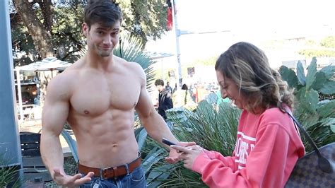 wifes getting there men in feminine styles do women want men with six pack abs connor murphy finds