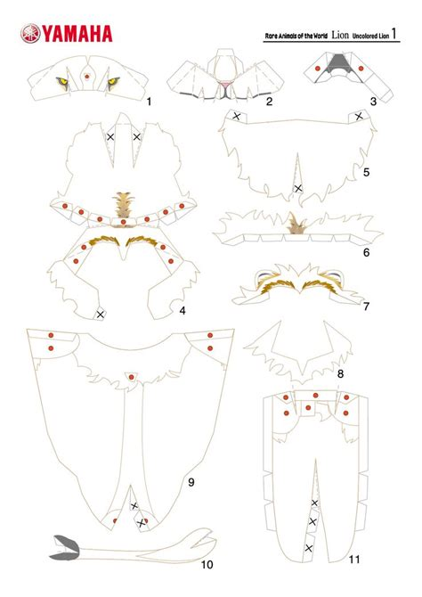 template mask papercraft 80 best images about lion mask inspiration on pinterest