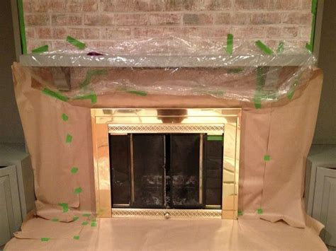 fireplace cover ideas how to paint a brick fireplace fireplace cover brick fireplaces and mantels