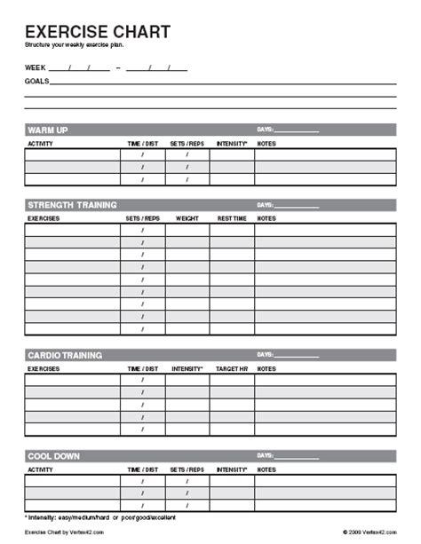 workout plan template pdf printable workout plan cards