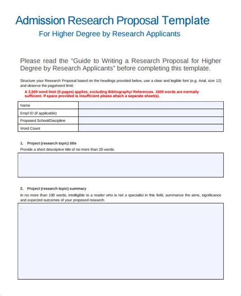 business research template sle research template 12 free documents in